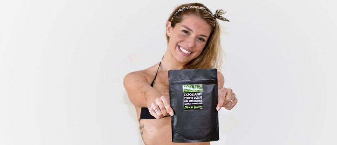 Chica de Ipanema exfoliante de cafe 2
